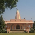 Lord Radha Krishna temple in Lusaka