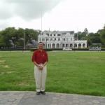 Independent Square at Paramaribo