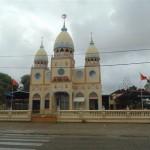 Shri Vishnu Mandir at Paramaribo, Suriname.