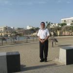 Qurum Beach Mascat