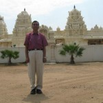 Venkateswar Temple at Gaborone