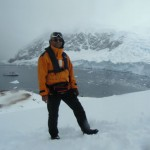 On the trans Antarctic mountain range