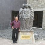 Red terror martyrs memorial museum Addis Ababa