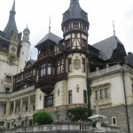 Peles Castle, at Sinaia where several Romanians Monarchs including Carol 1 died 1914