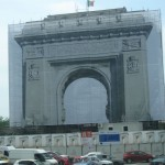 Triumph Arch for the honour of World WAR 1, at Bucharest