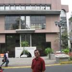 The Costa Rica Parliament at San Jose