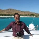 Island Resort view from the Cruise, Fiji
