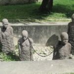 Zanzibar Slave Market Monument Tanzania