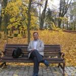 At Nesvizh near Heros Memorial