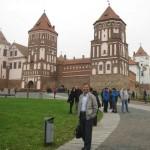 Mir Castle - 16th Century fortification, Unesco Heritage