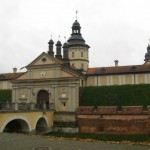 Nesvizh Castle - 16th Century palace of the Radziwitt, Belarus