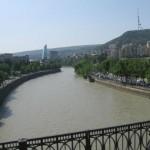 Mtkvari River (1515 km long) Originates in Turkey & ends in Caspian Sea