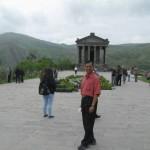 The Garni Temple (77 AD) - The ancient Sun Temple