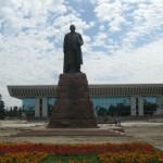 Abay Monument, Almaty