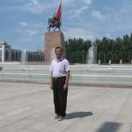 Epic Hero - Manas Monument