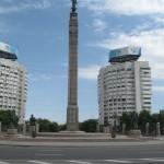 Independent Monument, Almaty