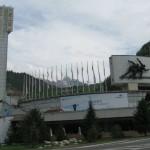 Stadium at Medeu Park