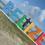 In the Belize City, Belize