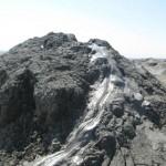 Mud Volcano, Baku, Azarbaizan