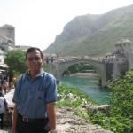 16th Century Ottoman Arch Bridge, Monster
