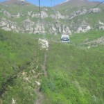 Cable Car Fun journey to Dajti Mountain on Tirana