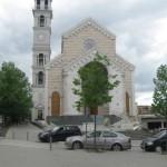 Cathedral of St Mother Teressa, Prishtin