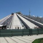 Dictator Hoxha's 1944-85 Pyramid, Tirana