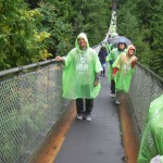 Kapilano Suspension Bridge - Vancouver