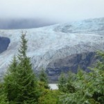 Mendenhall Glacier Juneau Capital of Alaska