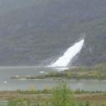 Nagget Falls Juneau Alaska