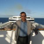 On top of the Cruise Norwegian Angel