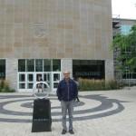 Prof. Raja at Hamilton University