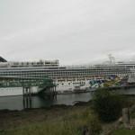 The Norwegian Angel Cruise Ship