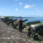 Fort George at St George, Grenada