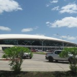 The International Airport of Uruguay near Monte-video, the capital