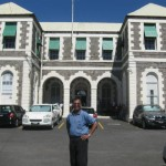 The Parliament of the St. Vincent & Grenadines