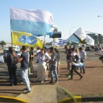 The day of 2nd round election of the President of Uruguay