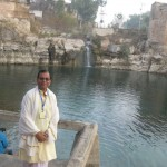 After holi dip in Amar Kunda, Katasraj
